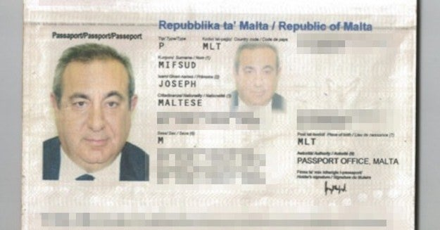 Elusive Maltese Professor's Passport And Wallet Found In Portugal