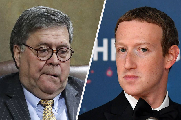 Facebook Tells US Attorney Bill Barr It's Not Prepared To Get Rid Of Encryption On WhatsApp And Messenger