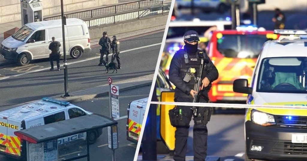 Two People Were Killed In A Terror Attack At London Bridge