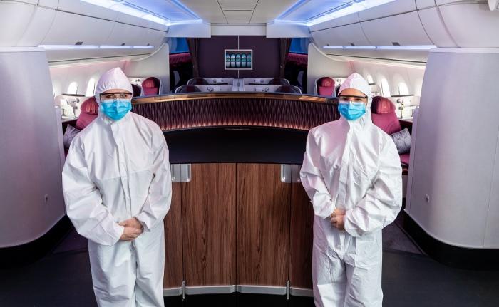 Qatar Airways takes new steps on Covid-19 battle   News